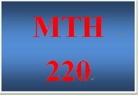 MTH 220 Week 3 participation Week 3 Supplemental Videos