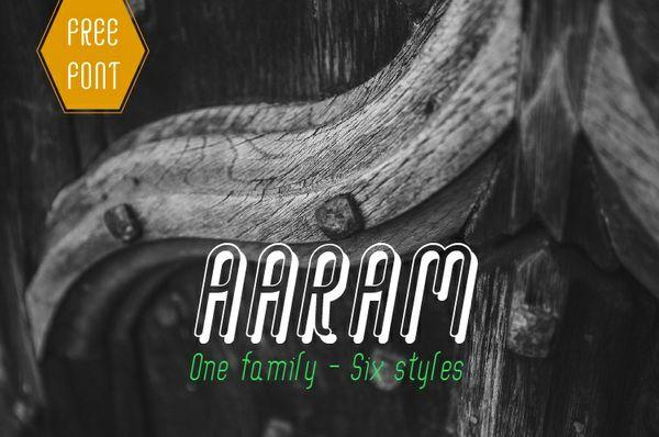Aaram Font