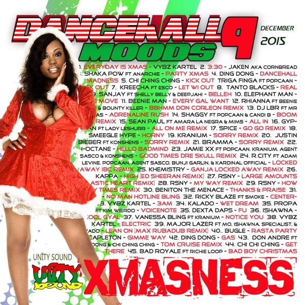 [Single-Track Download] Unity Sound - Dancehall Moods v9 - Xmasness - 2015