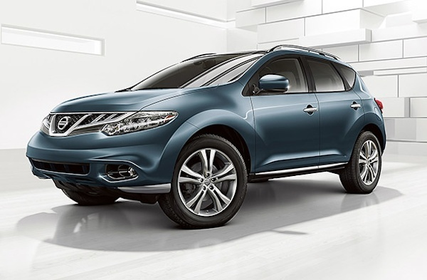 2014 Nissan Murano Factory Workshop Service Repair Manual