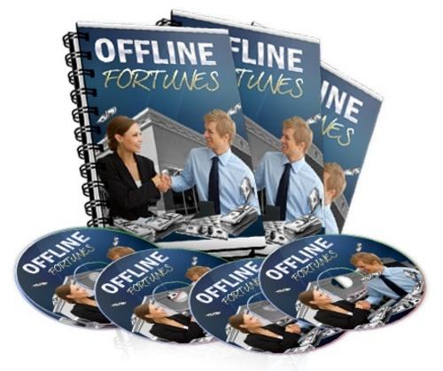 Offline Fortunes - Video Series Plr