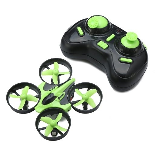 EACHINE E010 Mini UFO Quadcopter Drone 2.4G 4CH 6 Axis