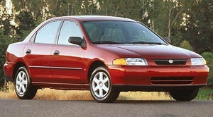 Mazda Protege 1994 to 1998 Factory Service Workshop repair manual