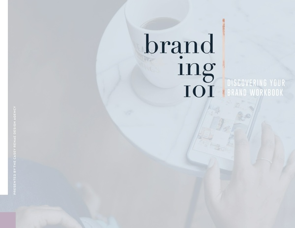 CRDA Discovering Your Brand 2018