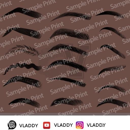Vladdy Enhanced Eyebrows Package V2