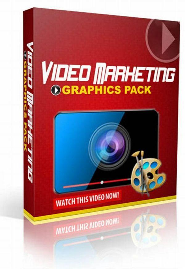 Video Marketing Graphics Pack - Video Tutorials