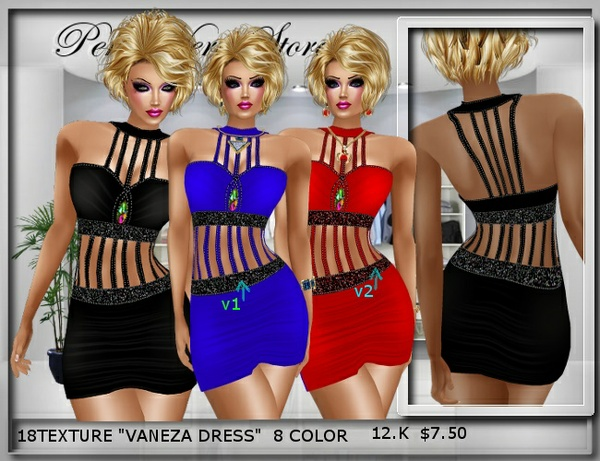 vanesa dress HD