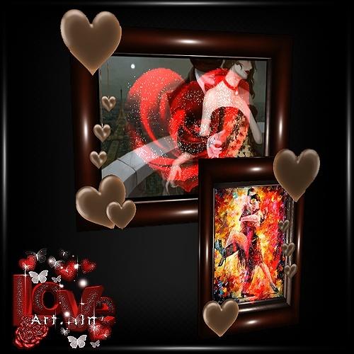 Loving Frames v.2 Mesh