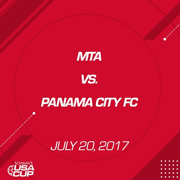 Boys U16 Gold - July 20, 2017 - MTA vs Panama City FC