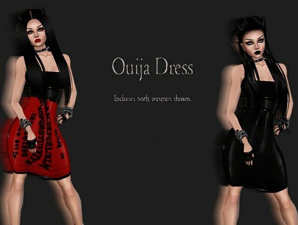 Ouija Dress!