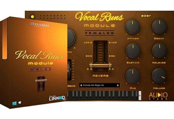 Vocal Runs 💰 VST Plugins