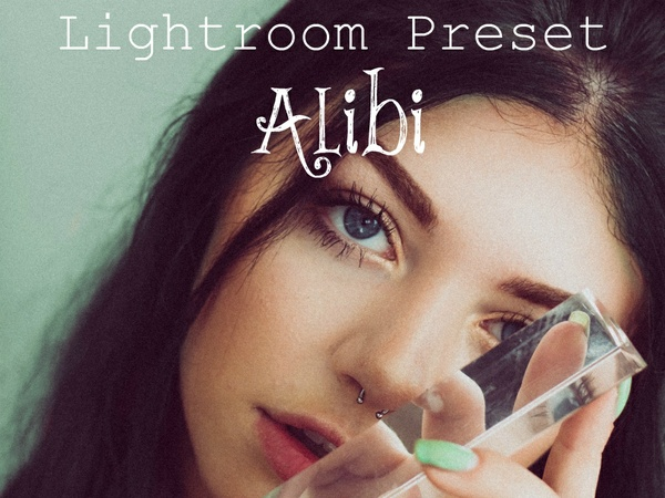Alibi - Lightroom Preset