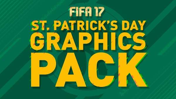 FIFA 17 ST. PATRICK'S DAY GRAPHICS PACK