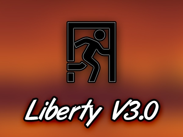Liberty V3.0 [PROGRAM THAT MAKES YOU UNBAN OF MANY SERVERS]