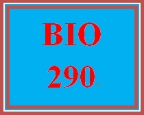 BIO 290 Week 2 WileyPLUS Worksheets