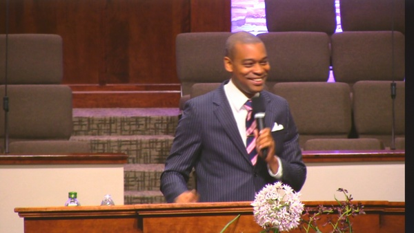 """Rev. Lawrence Warfield 05-25-16pm """"From The Ground Up"""" MP4"""