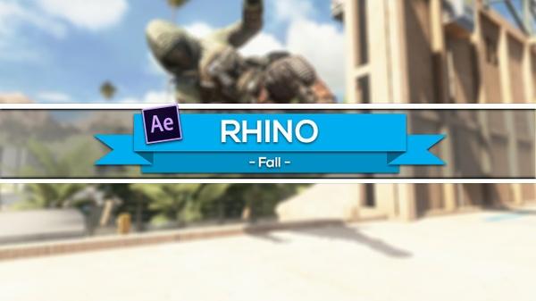 rhino - 3 shots 3 cods