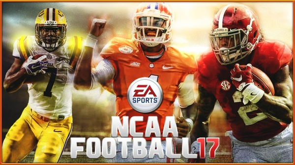 NCAA Football 14 2016-17 Roster Update (NCAA Football 17) for Xbox 360