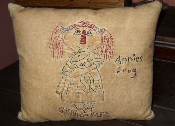 #387 annies frog e pattern