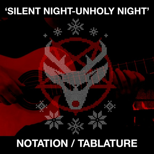Silent Night - Unholy Night - Classical Guitar - Ben Woods
