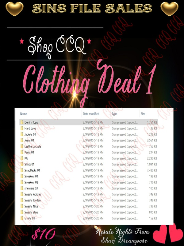 Clothing Deal 1