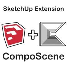 CompoScene for SketchUp