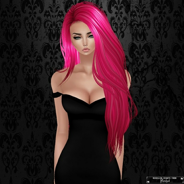 Hair Texture 02 / PNG.