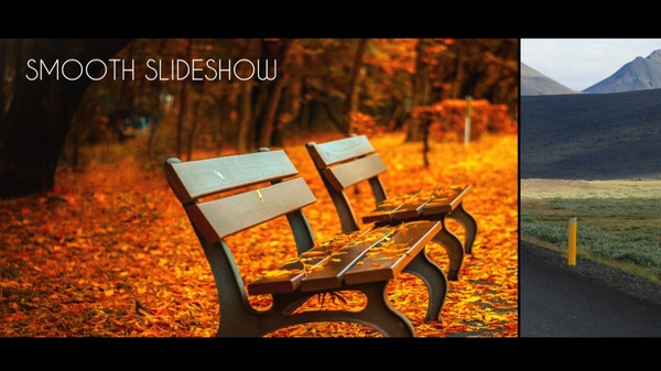 Template Smooth Slideshow Opner sony vegas 11 12 13