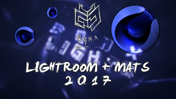 EQNX LIGHTROOM and MATERIALS 2017