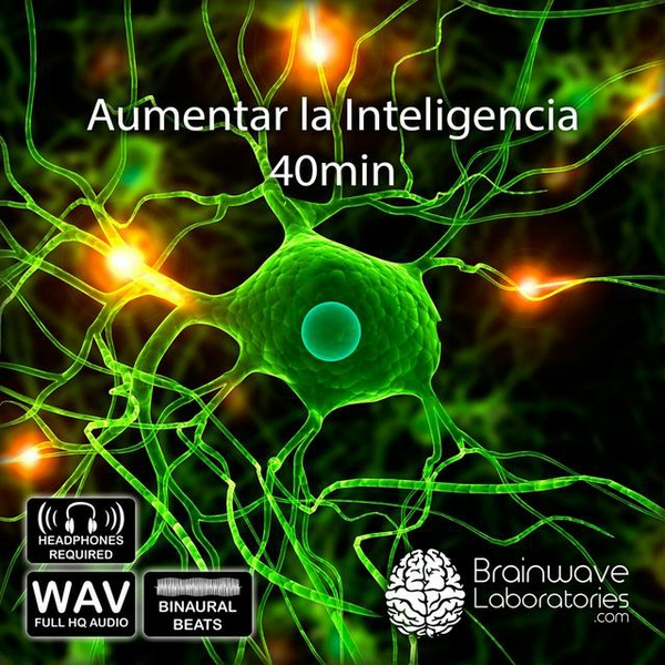 WAV - Aumentar la Intaligencia IQ 40min