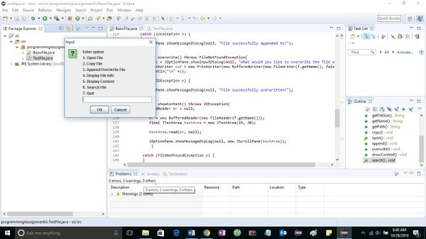 Assignment 3 operating system solution