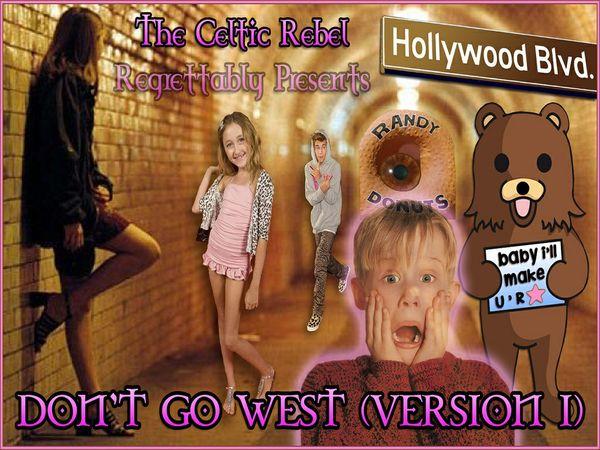 Don't Go West (Version 1.1)