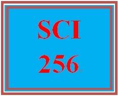SCI 256 Entire Course
