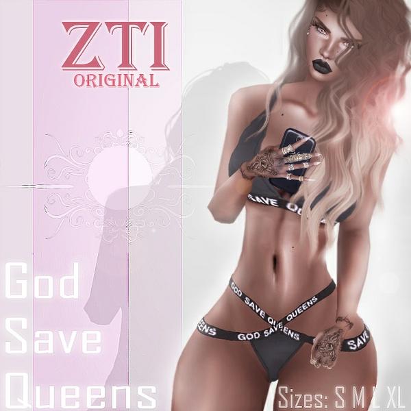 God Save Queens 348