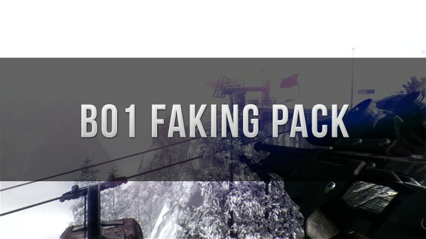 Bo1 Faking Pack