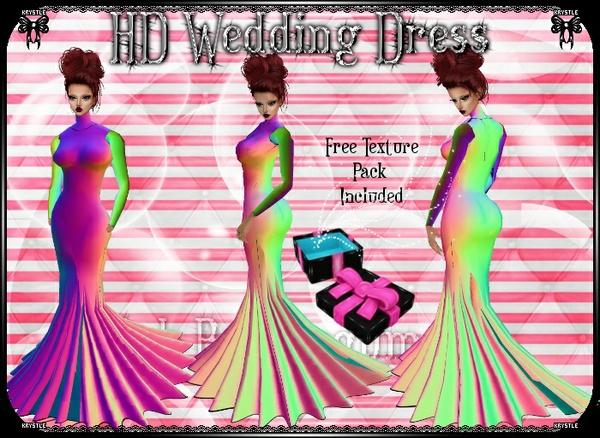💎 Bailey HD Wedding Gown
