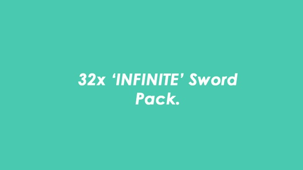 32x Infinite C4D Weapon Pack :: by NathanCreations