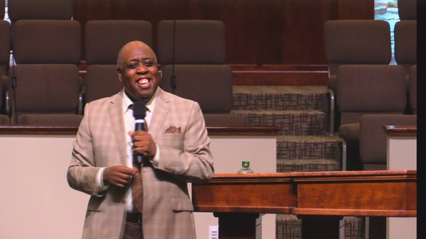 "Pastor Sam Emory 01-04-17pm "" Epecting Something New "" Pt. 2 MP4"