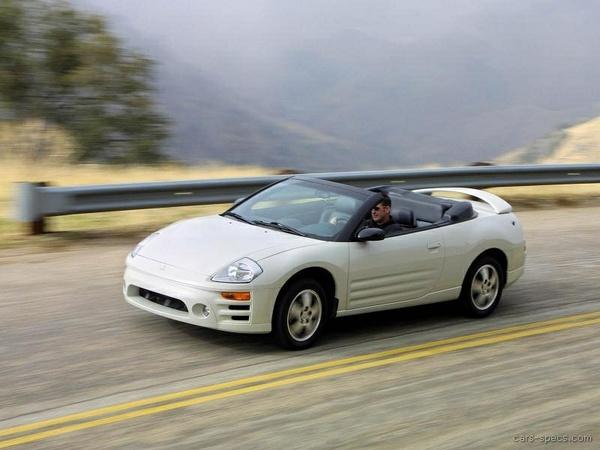 Mitsubishi Eclipse & Spyder 2003 2004 2005 Repair Manual