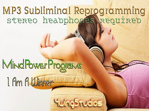 I Am A Winner Subliminal MP3