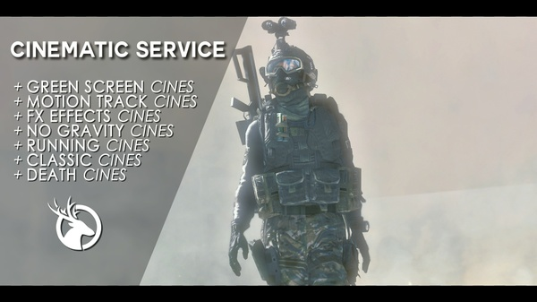 Deer's Cinematics Service [MW2]