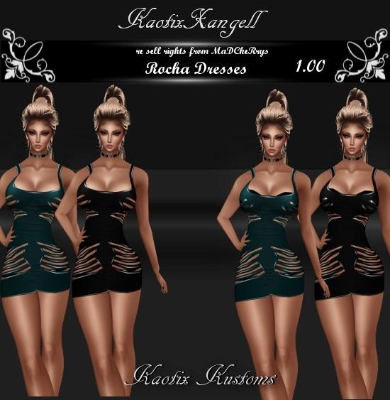 Rocha Dresses