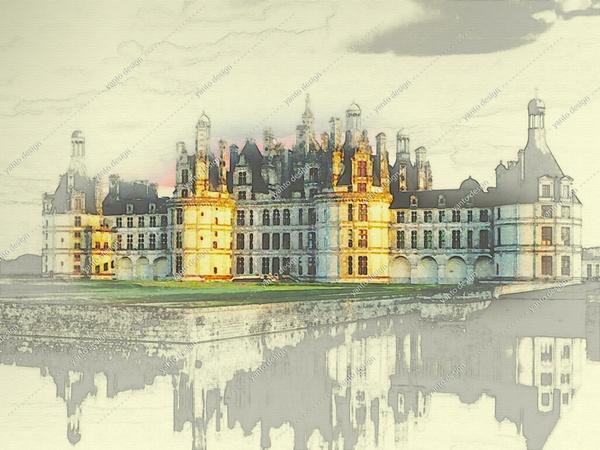 Castle Paint Image