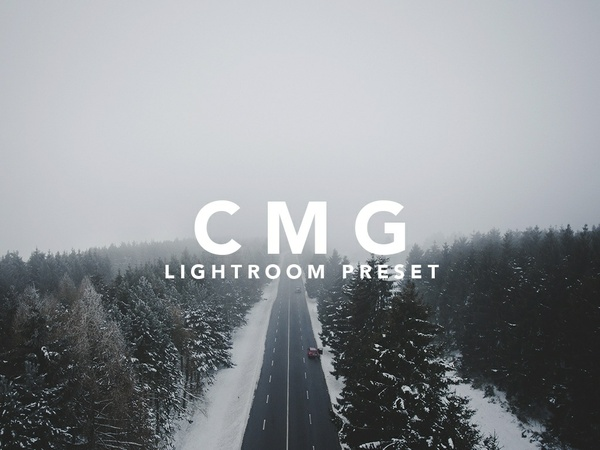 CMG VINTAGE LIGHTROOM PRESET