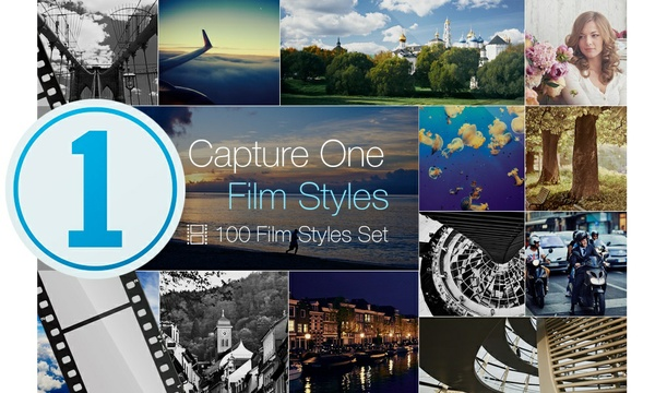 Capture One Film Styles Set