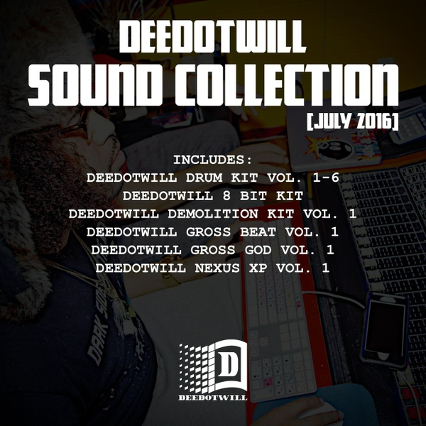 Deedotwill Sound Collection [July 2016]