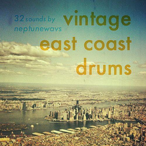 Vintage East Coast Drums
