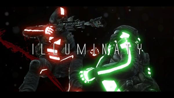 Illumiante with clips