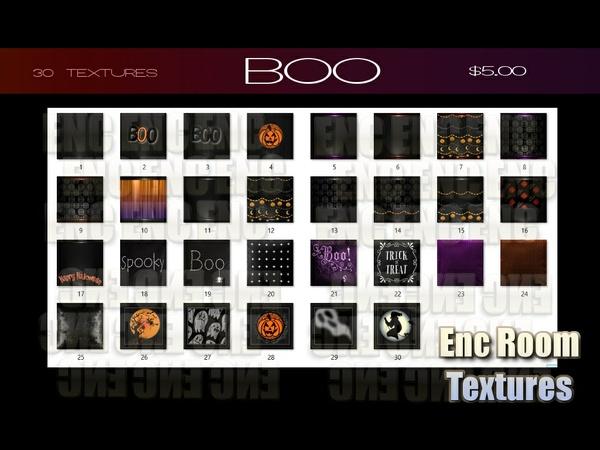BOO (HALLOWEEN)