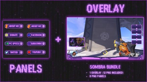 SOMBRA BUNDLE - PANELS + OVERLAY